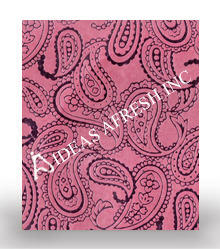 Special Foil Embossed Handmade Papers