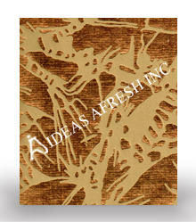 Special Foil Embossed Paper