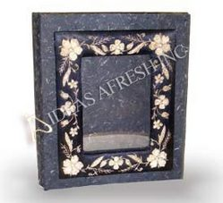 Embroidered Photo Albums